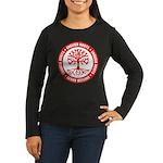 English Roots Women's Long Sleeve Dark T-Shirt