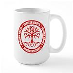 English Roots Large Mug