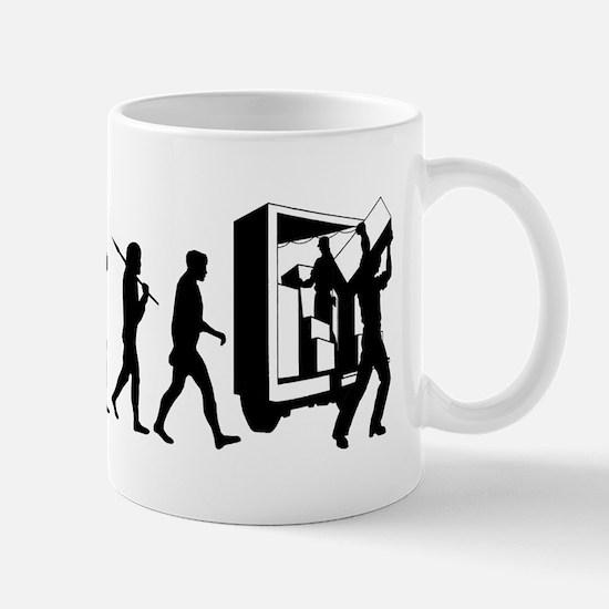 Movers Delivery Distributors Mug