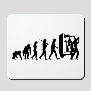 Movers Delivery Distributors Mousepad