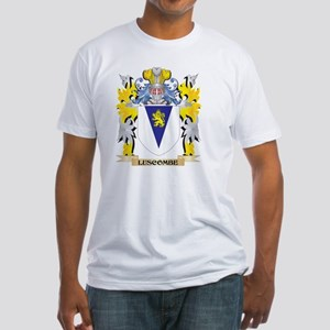 Luscombe Coat of Arms - Family Crest T-Shirt