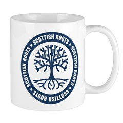 Scottish Roots Mug