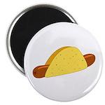 Taco / Weiner Magnet