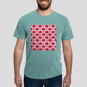 Sweetheart Argyle Mens Comfort Colors® Shirt