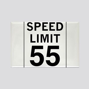 Speed Limit 55 Magnets