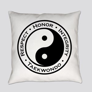 Respect Honor Integrity Tkd Everyday Pillow
