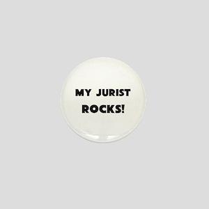 MY Jurist ROCKS! Mini Button