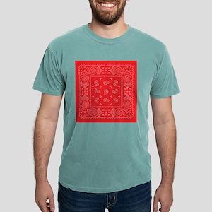 Bronco Bandana Mens Comfort Colors® Shirt