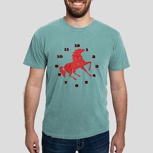 Bandana Rodeo Horse Mens Comfort Colors® Shirt
