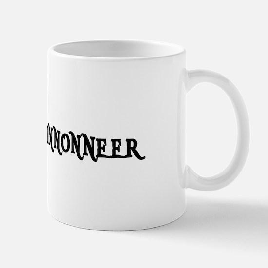 Pirate Cannonneer Mug