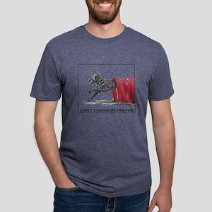 Curly Coated Retriever Agility T-Shirt