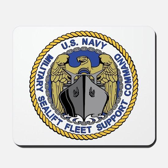 MSC Fleet Support Mousepad