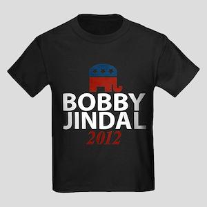 Bobby Jindal GOP Kids Dark T-Shirt