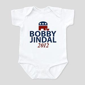 Bobby Jindal GOP Infant Bodysuit