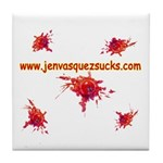 www.jenvasquez.com - Tile Coaster