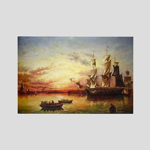 Emigrant Ship, Dublin Bay Magnets (10 pack)