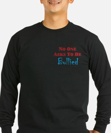 No one asks to be bullied T