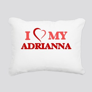 I love my Adrianna Rectangular Canvas Pillow