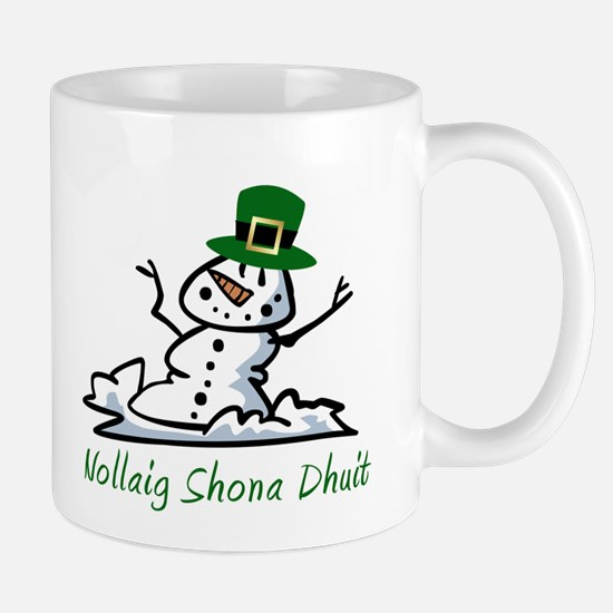 Irish Merry Christmas Mug