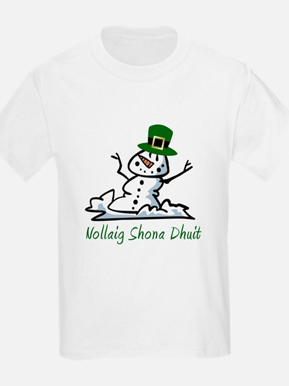 Irish Merry Christmas T-Shirt