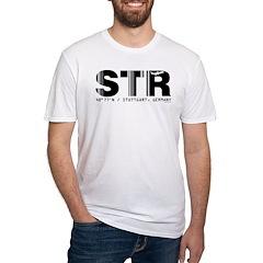 Stuttgart Airport Code Germany STR Shirt