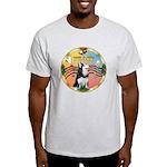 XmasMusic 3/Sib Husky Light T-Shirt