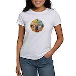 XmasMusic 3/3 Cairns Women's T-Shirt