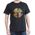XmasMusic 3/3 Cairns Dark T-Shirt