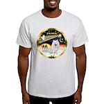 XmasDove/Am Eskimo Light T-Shirt