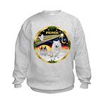 XmasDove/Am Eskimo Kids Sweatshirt