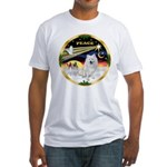 XmasDove/Am Eskimo Fitted T-Shirt