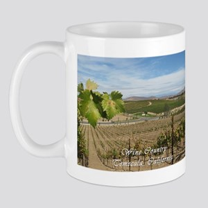 Temecula California Wine Country Mug