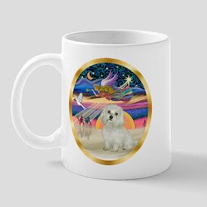 XmasStar/ Maltese # 11 Mug