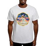 XmasStar/ Maltese # 11 Light T-Shirt