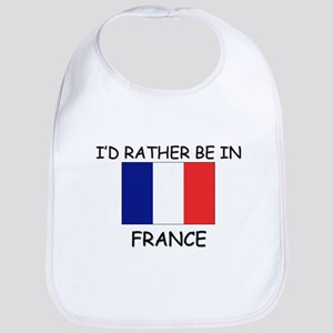 I'd rather be in France Bib