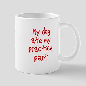 my dog ate my . . . Mug
