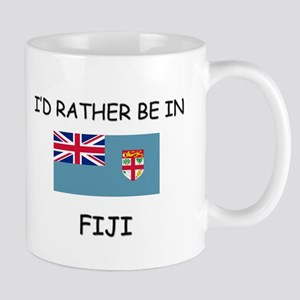 I'd rather be in Fiji Mug