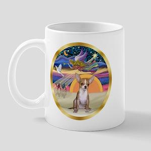 XmasStar/Chihuahua #1 Mug