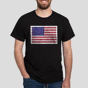 Obama Whitehouse USA heart FL Dark T-Shirt