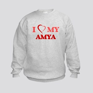 I love my Amya Sweatshirt