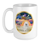XmasStar/Am Eskimo #1 Large Mug