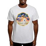 XmasStar/Am Eskimo #1 Light T-Shirt