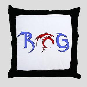 RoG Throw Pillow