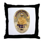 El Segundo Police Throw Pillow