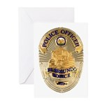 El Segundo Police Greeting Cards (Pk of 10)