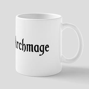 Cephalid Archmage Mug
