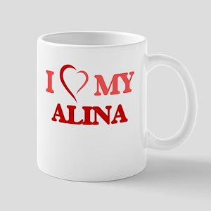 I love my Alina Mugs