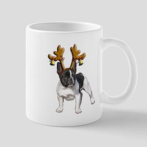 FRENCH BULLDOG CHRISTMAS Mug