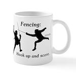 Hook Up and Score Mug