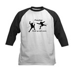 Hook Up and Score Kids Baseball Jersey